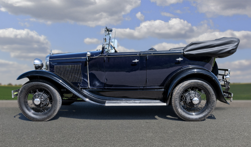 "Ford Model A ""Henry"""