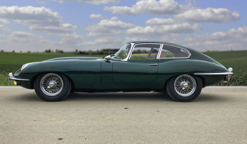 "Jaguar E Type ""Clyde"""