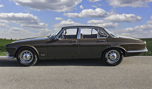 "Jaguar XJ 6 ""Brownie"""