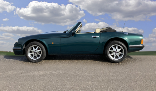 TVR S3 V8